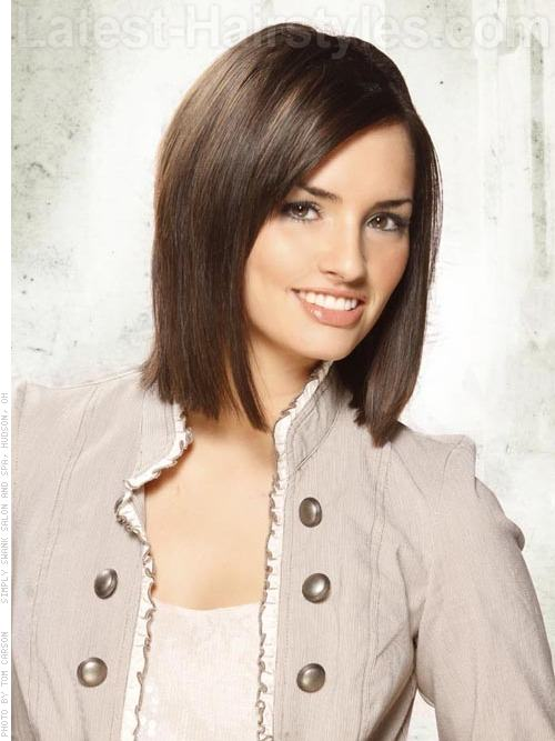 Latest Trend Short Hairstyles & Looks for Women 2014-2015 (12)