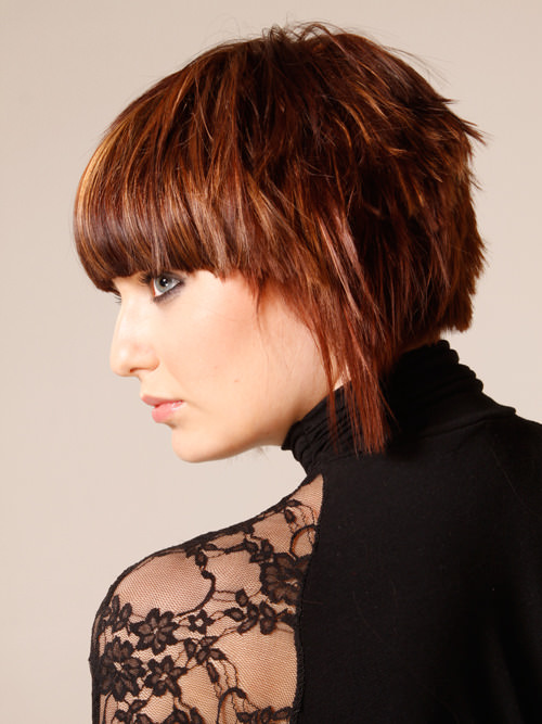 Latest Trend Short Hairstyles & Looks for Women 2014-2015 (2)