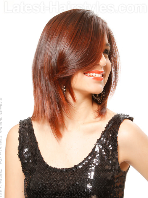 Latest Trend Short Hairstyles & Looks for Women 2014-2015 (6)