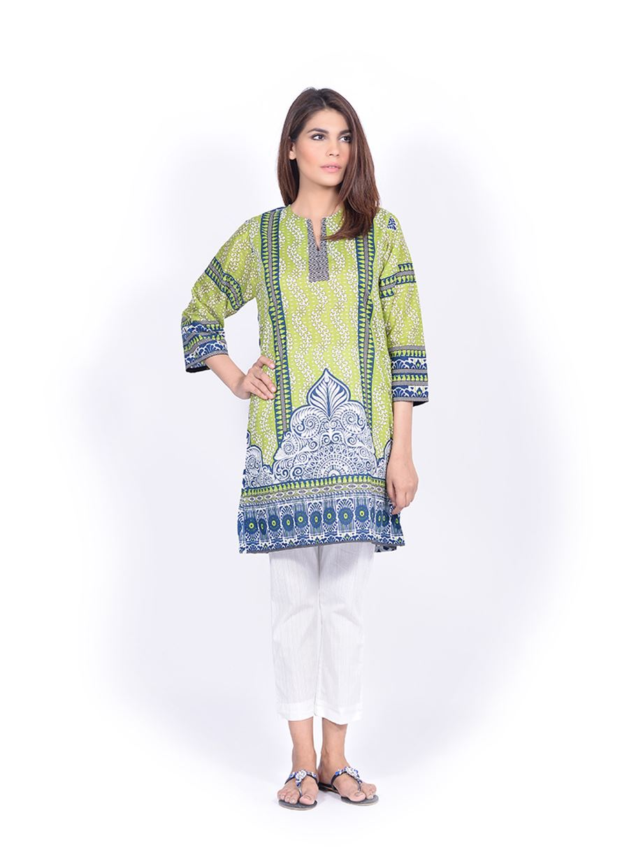 Sana Safinaz Printed & Embroidered Kurtas 2016-2017 Eid Collection (14)