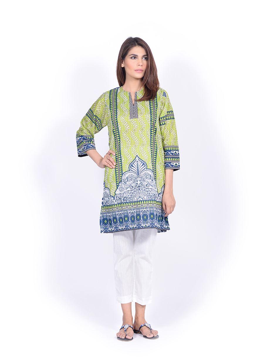 Sana Safinaz Printed & Embroidered Kurtas 2016-2017 Eid Collection (14)