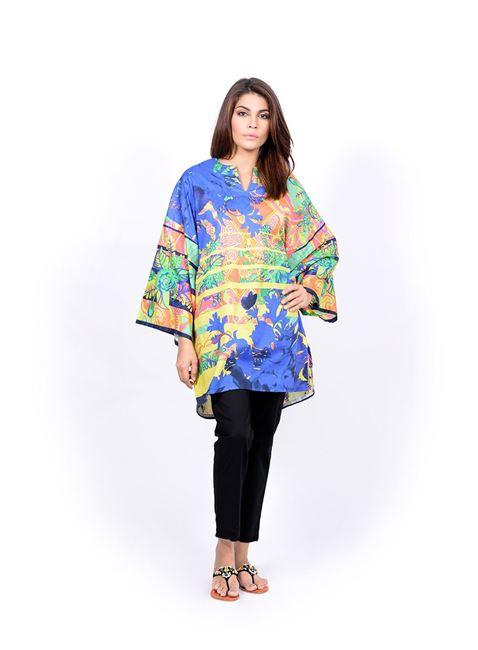 Sana Safinaz Printed & Embroidered Kurtas 2016-2017 Eid Collection (27)