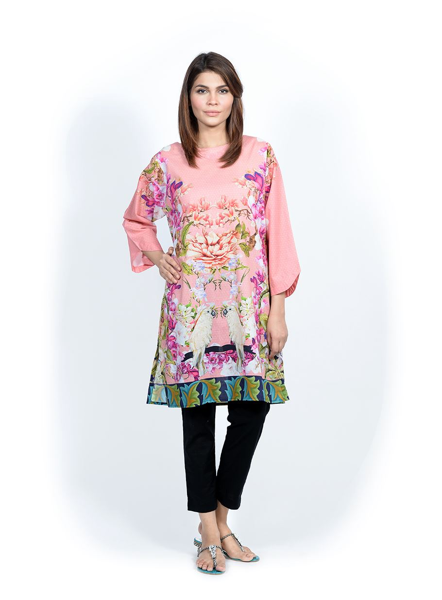 Sana Safinaz Printed & Embroidered Kurtas 2016-2017 Eid Collection (28)