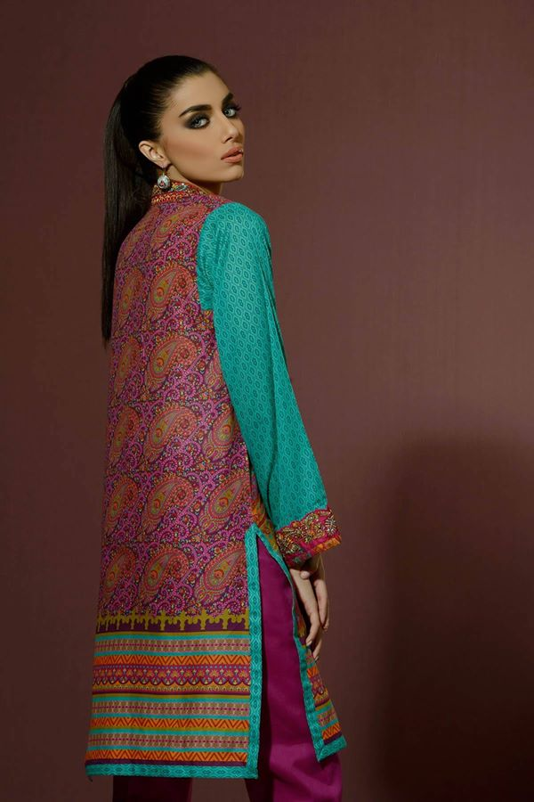 Alkaram Studio Latest Collection of Stylish and Best Eid Dresses for Women 2014-2015 (10)