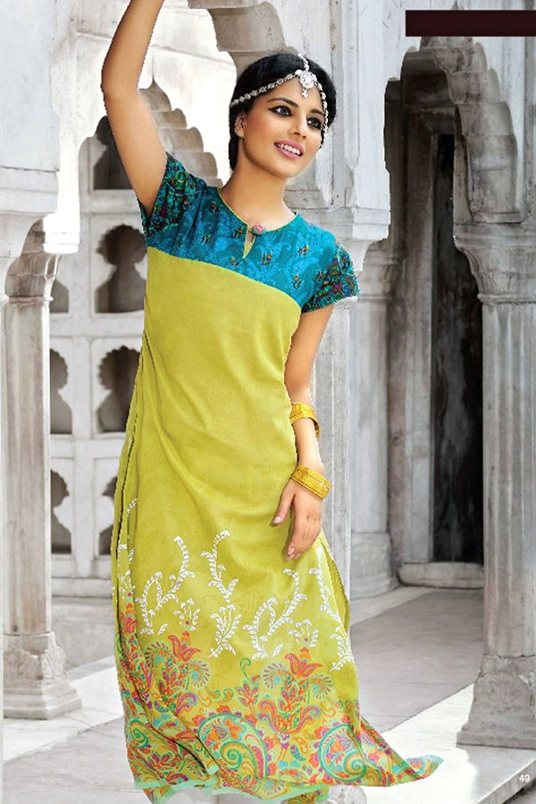 Alkaram Studio Latest Collection of Stylish and Best Eid Dresses for Women 2014-2015 (13)