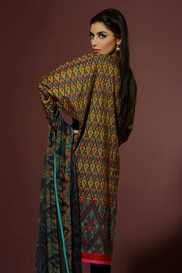 Alkaram Studio Latest Collection of Stylish and Best Eid Dresses for Women 2014-2015 (21)