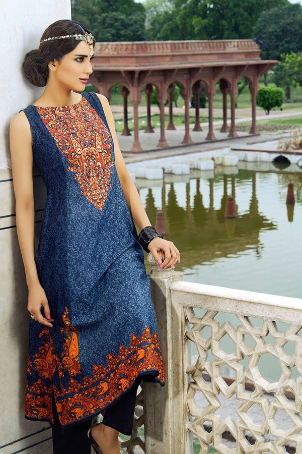 Alkaram Studio Latest Collection of Stylish and Best Eid Dresses for Women 2014-2015 (23)