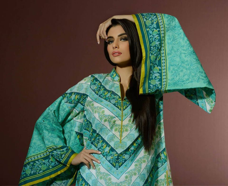 Alkaram Studio Latest Collection of Stylish and Best Eid Dresses for Women 2014-2015 (26)