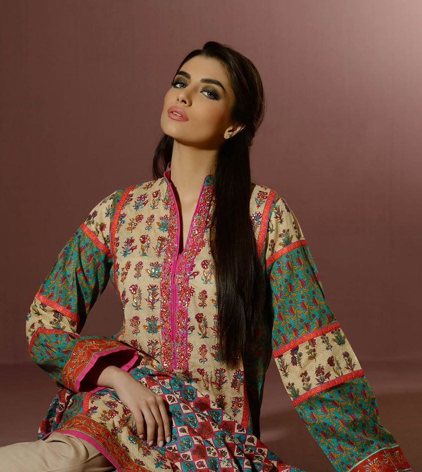 Alkaram Studio Latest Collection of Stylish and Best Eid Dresses for Women 2014-2015 (27)