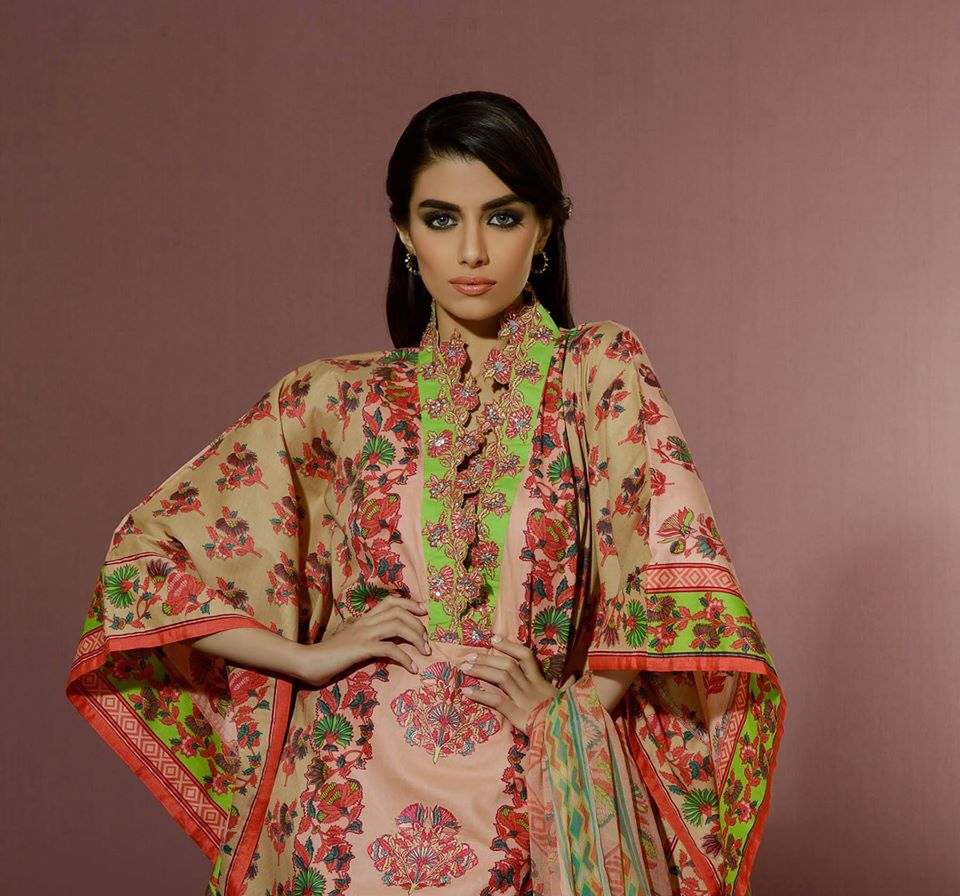 Alkaram Studio Latest Collection of Stylish and Best Eid Dresses for Women 2014-2015 (29)