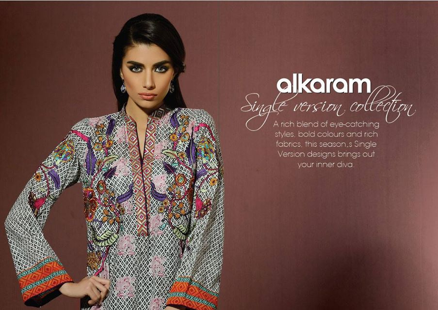 Alkaram Studio Latest Collection of Stylish and Best Eid Dresses for Women 2014-2015 (34)