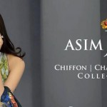 Asim Jofa Chiffon | Charmeuse Silk Collection of Royal Dresses For Women