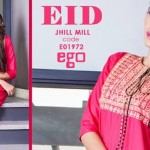 Ego Latest Designs of Shirts and Kurtis Eid Dresses Collection for Girls 2014-2015