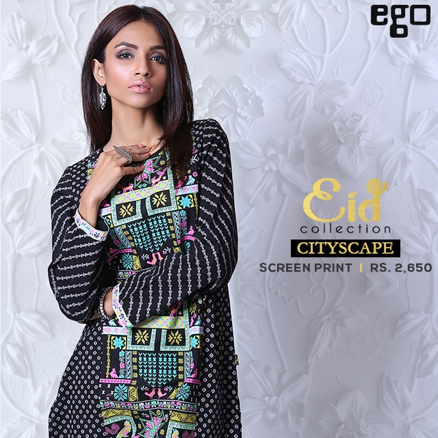 Ego Ready to Wear Stylish Shirts & Kurtas Eid Collection 2016-2017 (2)