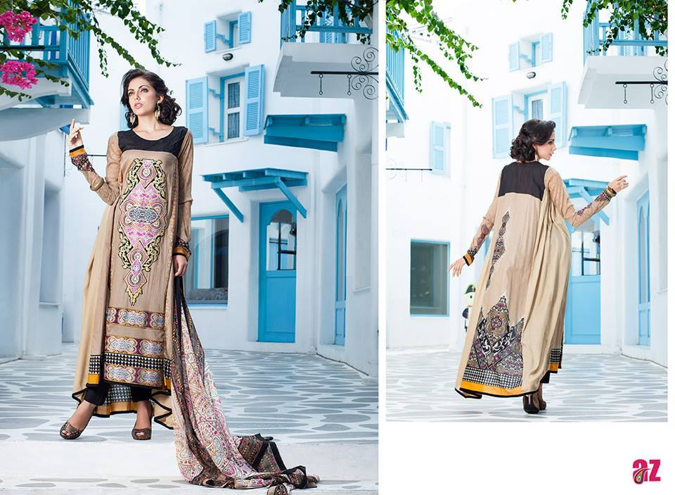 Firdous Monsoon Fancy Embroidered Lawn Eid Dress Collection 2014- 2015 (17)