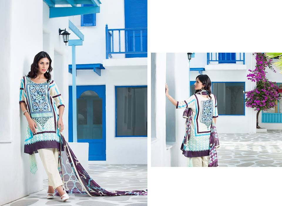 Firdous Monsoon Fancy Embroidered Lawn Eid Dress Collection 2014- 2015 (19)