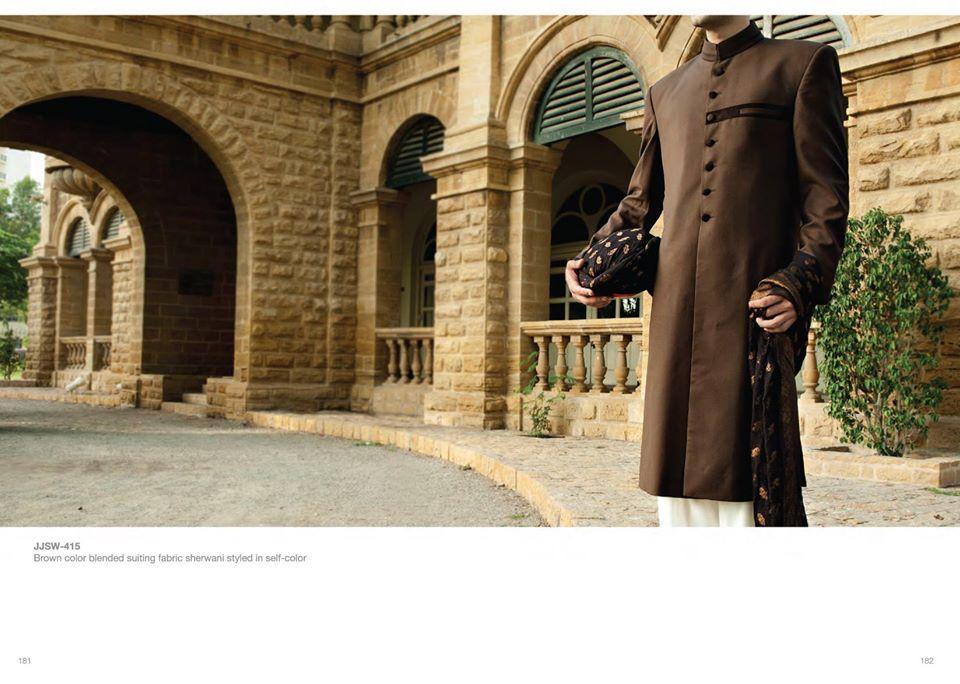 J. Juanid Jamshed Men Eid & Festival Wear Best Traditional Kurta and Sherwani Designs Shalwar kameez Collection (19)