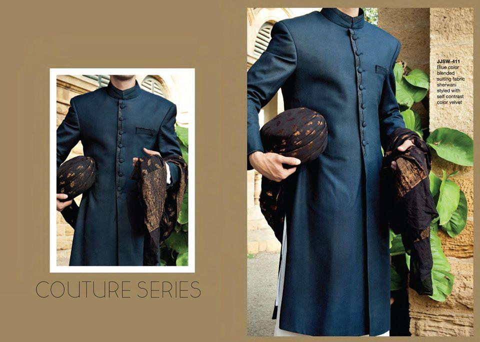 J. Juanid Jamshed Men Eid & Festival Wear Best Traditional Kurta and Sherwani Designs Shalwar kameez Collection (4)