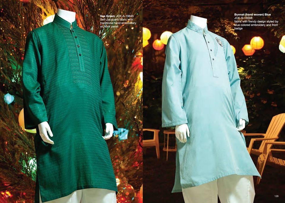 J. Juanid Jamshed Men Eid & Festival Wear Best Traditional Kurta and Sherwani Designs Shalwar kameez Collection (6)