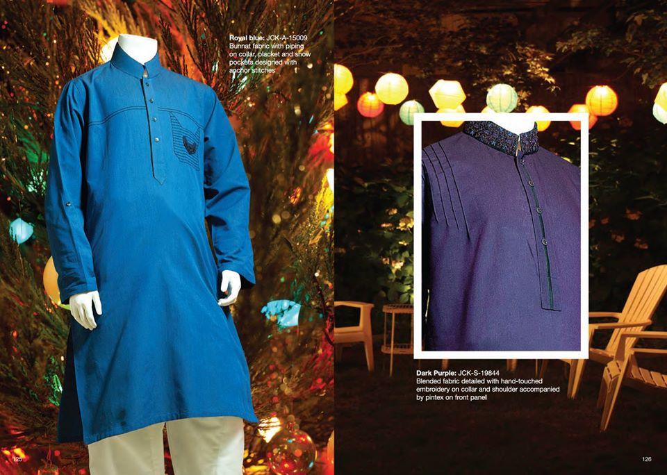 J. Juanid Jamshed Men Eid & Festival Wear Best Traditional Kurta and Sherwani Designs Shalwar kameez Collection (7)