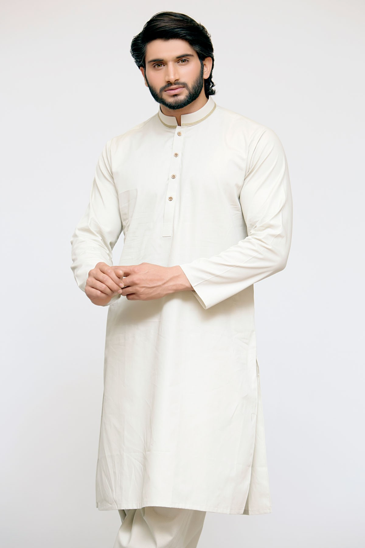Latest Bonanza Men Kurtas & Shalwar Kameez Eid Collection 2016-2017 (11)