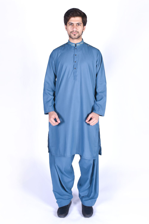 Latest Bonanza Men Kurtas & Shalwar Kameez Eid Collection 2016-2017 (16)