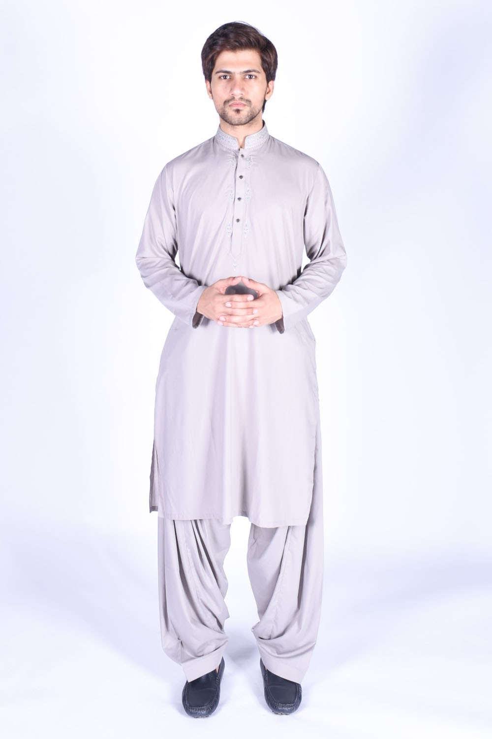Latest Bonanza Men Kurtas & Shalwar Kameez Eid Collection 2016-2017 (17)