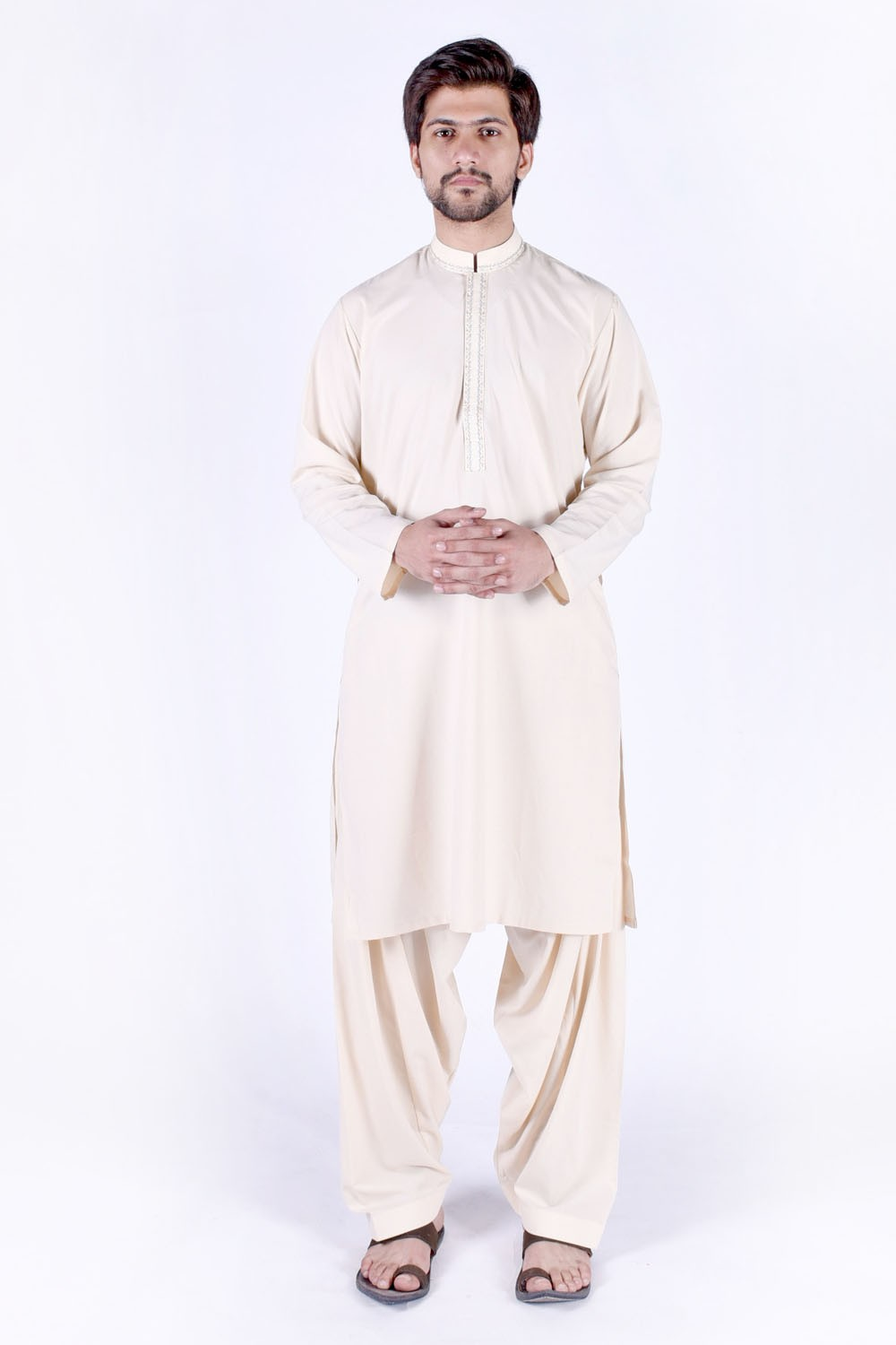 Latest Bonanza Men Kurtas & Shalwar Kameez Eid Collection 2016-2017 (18)