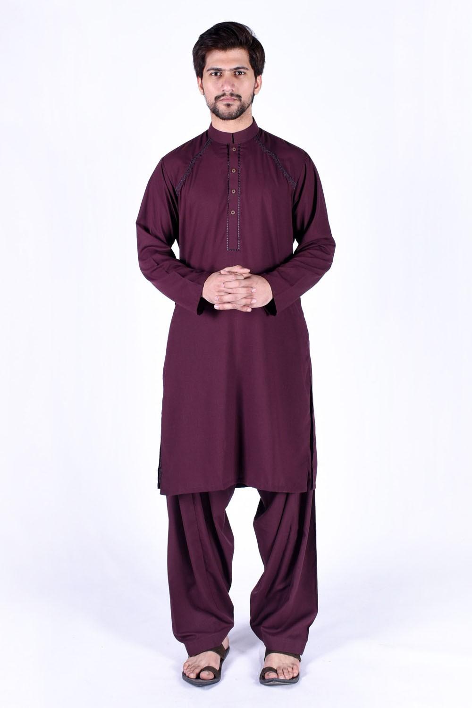 Latest Bonanza Men Kurtas & Shalwar Kameez Eid Collection 2016-2017 (22)