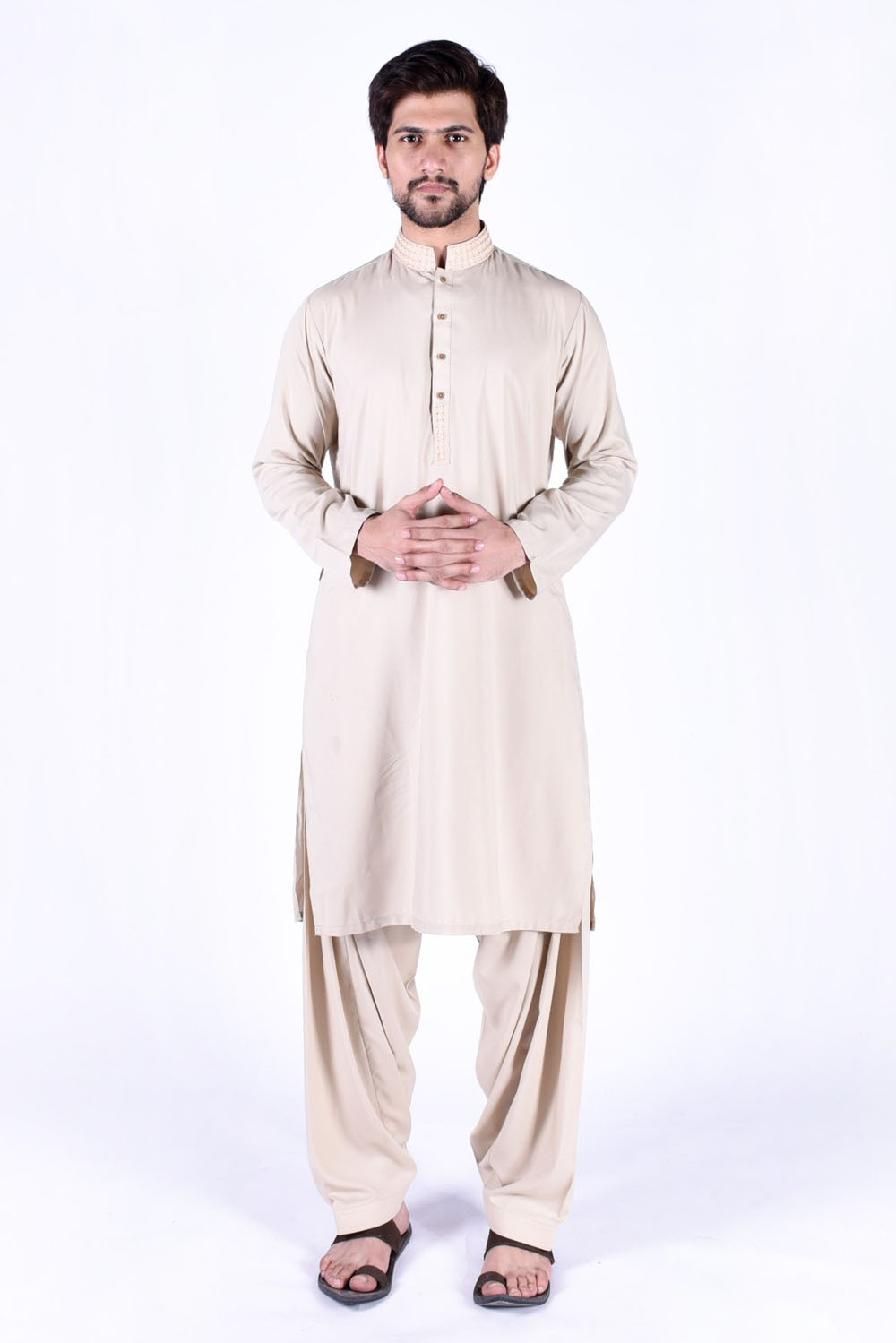 Latest Bonanza Men Kurtas & Shalwar Kameez Eid Collection 2016-2017 (23)