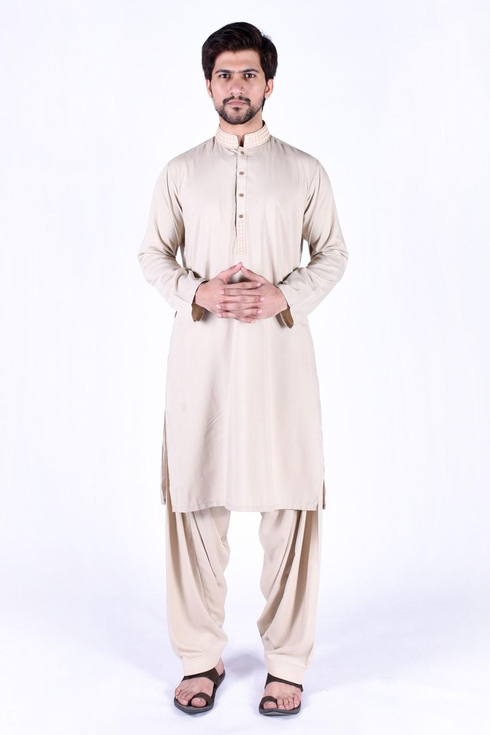 Latest Bonanza Men Kurtas & Shalwar Kameez Eid Collection 2016-2017 (23)