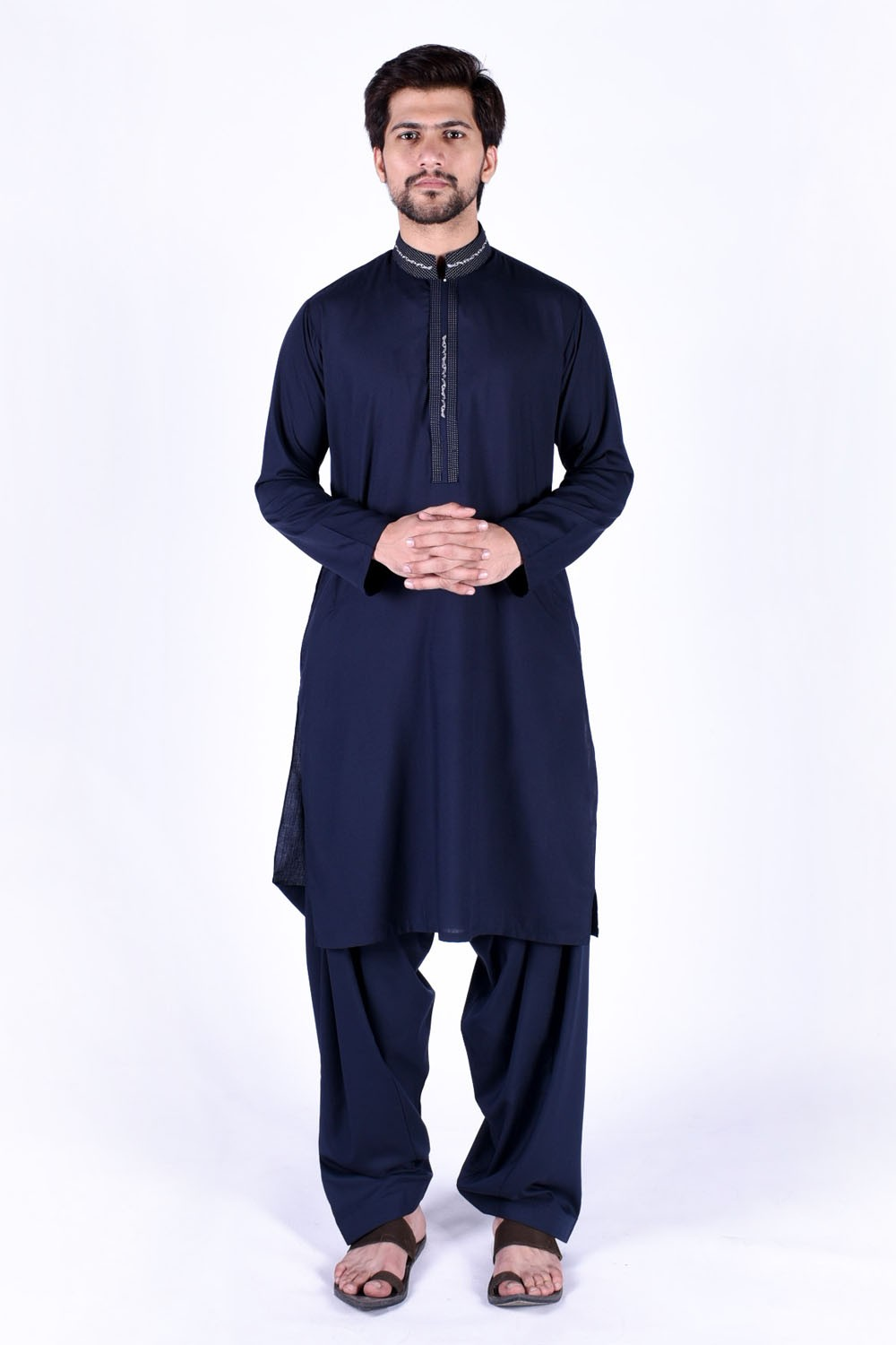 Latest Bonanza Men Kurtas & Shalwar Kameez Eid Collection 2016-2017 (24)