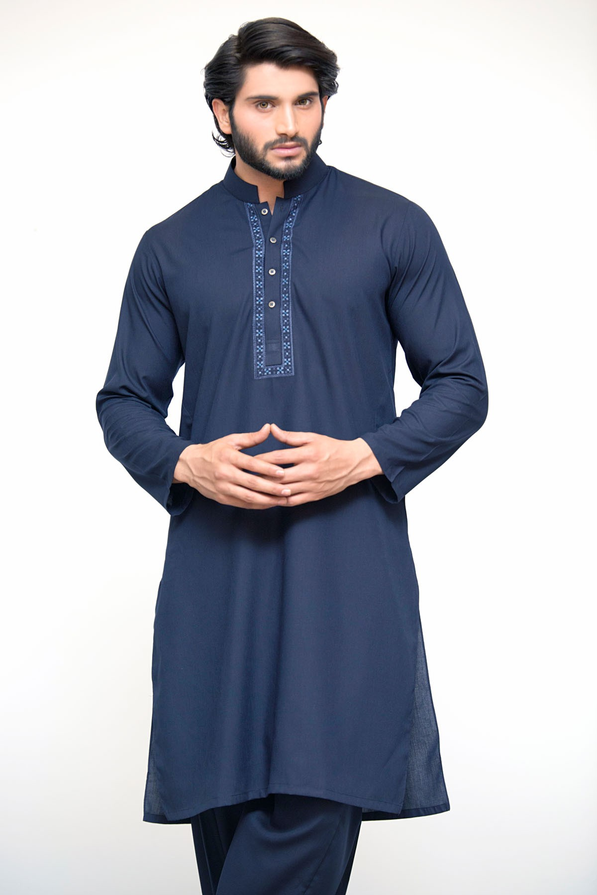 Latest Bonanza Men Kurtas & Shalwar Kameez Eid Collection 2016-2017 (5)