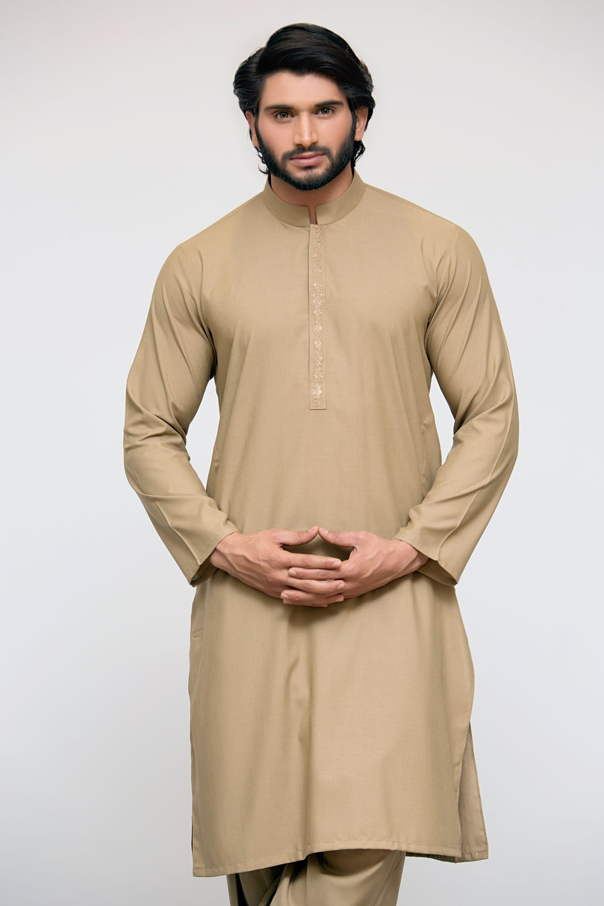 Latest Bonanza Men Kurtas & Shalwar Kameez Eid Collection 2016-2017 (9)