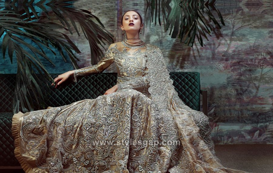 81902f9361 Check out some more designs from the Latest Bridal Dresses Tena Durrani  Wedding Collection. Get select for your dream bridal outfit for your Big  day!