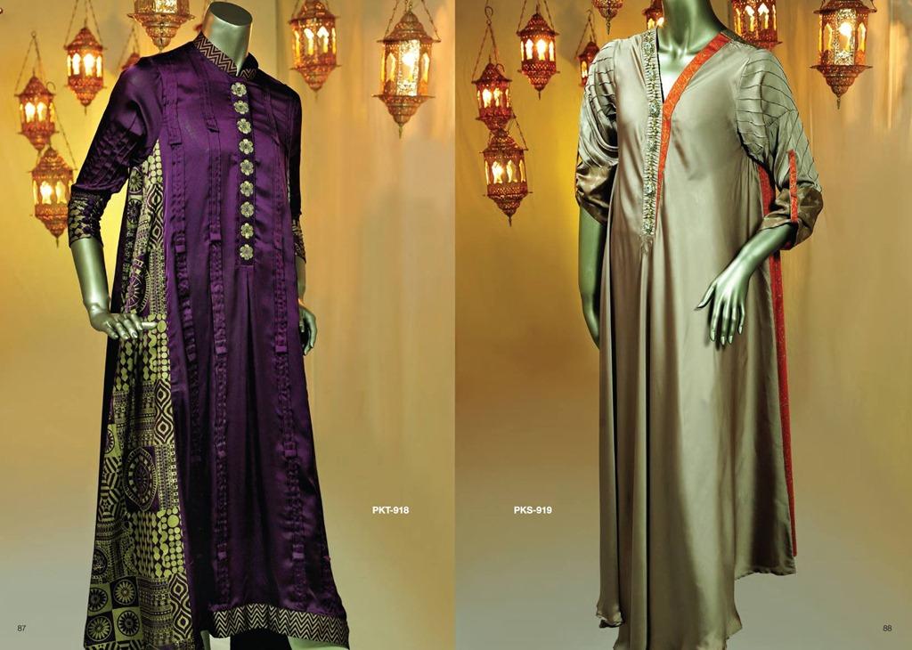 Latest Fasion of Kurtis Design Collection for Girls 2014-2015 --J.J Kurti Collection 2014 (1)