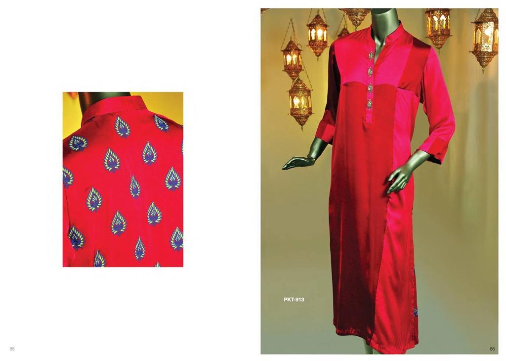 Latest Fasion of Kurtis Design Collection for Girls 2014-2015 --J.J Kurti Collection 2014 (15)