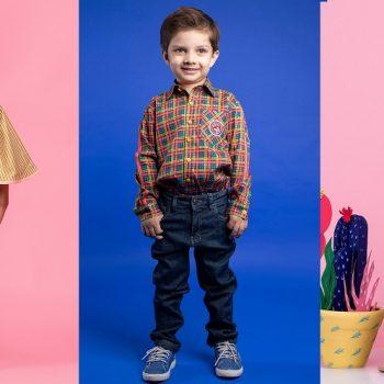 Latest Kids Eid Festival Dresses Alkaram Collection 2021 for Boys & Girls