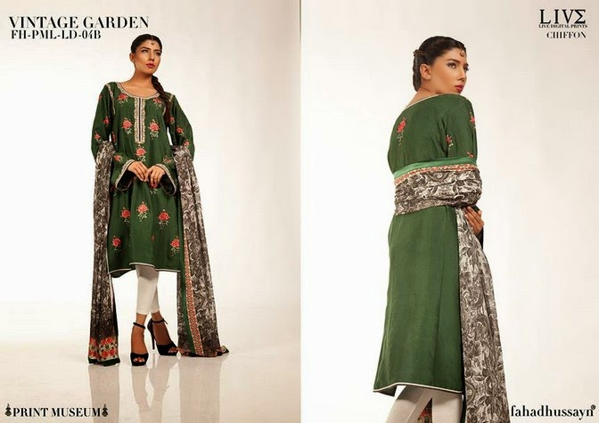 Luxury Pre Fall Winter Pret Formal Dresses Collection for women by Fahad Husayn 2014-2015 (13)