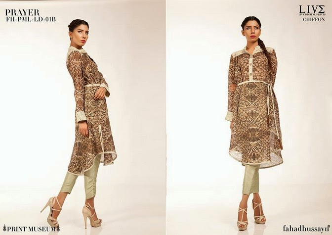 Luxury Pre Fall Winter Pret Formal Dresses Collection for women by Fahad Husayn 2014-2015 (14)