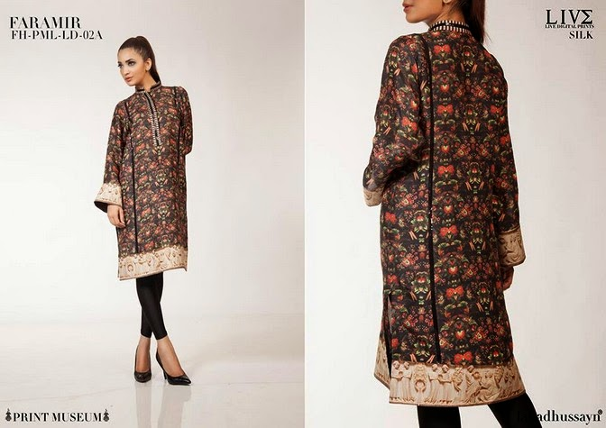 Luxury Pre Fall Winter Pret Formal Dresses Collection for women by Fahad Husayn 2014-2015 (16)