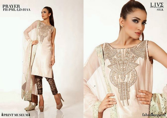 Luxury Pre Fall Winter Pret Formal Dresses Collection for women by Fahad Husayn 2014-2015 (17)