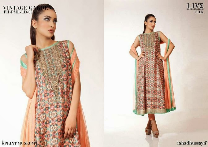 Luxury Pre Fall Winter Pret Formal Dresses Collection for women by Fahad Husayn 2014-2015 (19)