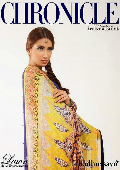 Luxury Pre Fall Winter Pret Formal Dresses Collection for women by Fahad Husayn 2014-2015 (20)