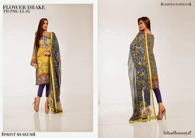 Luxury Pre Fall Winter Pret Formal Dresses Collection for women by Fahad Husayn 2014-2015 (23)