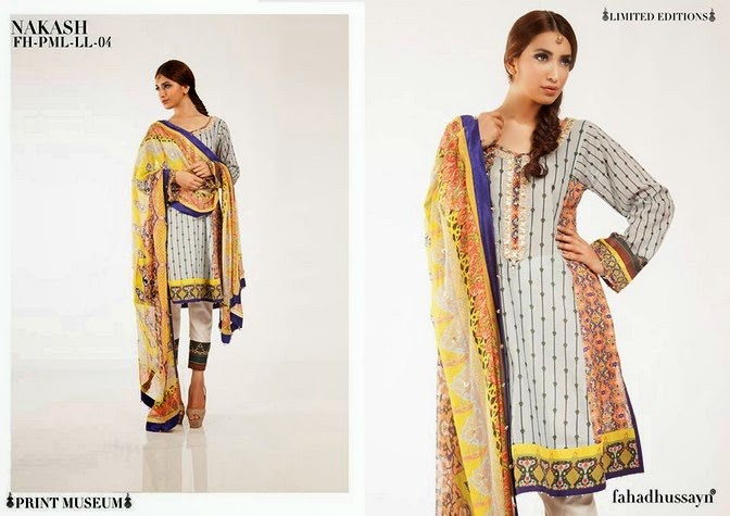 Luxury Pre Fall Winter Pret Formal Dresses Collection for women by Fahad Husayn 2014-2015 (24)