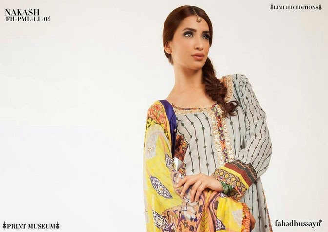 Luxury Pre Fall Winter Pret Formal Dresses Collection for women by Fahad Husayn 2014-2015 (25)