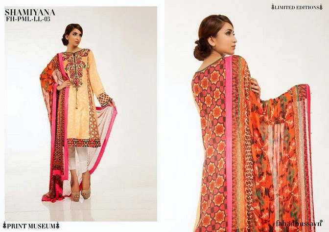 Luxury Pre Fall Winter Pret Formal Dresses Collection for women by Fahad Husayn 2014-2015 (26)