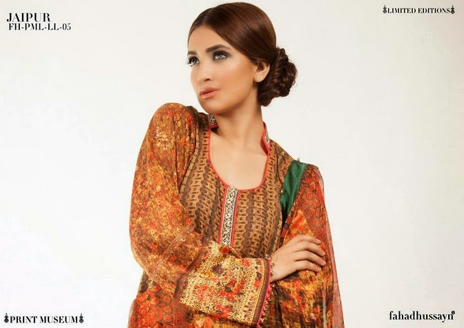 Luxury Pre Fall Winter Pret Formal Dresses Collection for women by Fahad Husayn 2014-2015 (27)