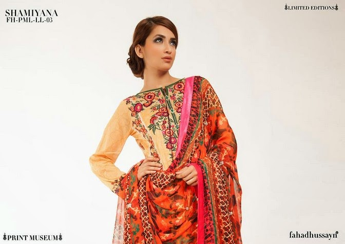 Luxury Pre Fall Winter Pret Formal Dresses Collection for women by Fahad Husayn 2014-2015 (29)